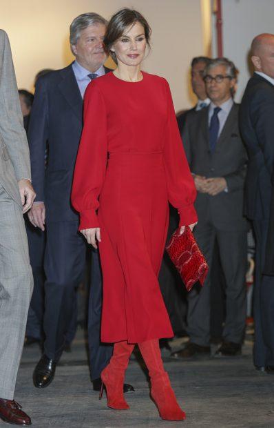 Arco: los estilismos que han marcado la cita más 'trans' de la Reina