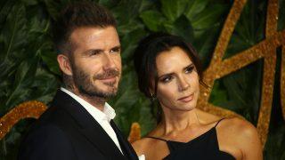 David Beckham y Victoria Beckham en una imagen de archivo / Gtres
