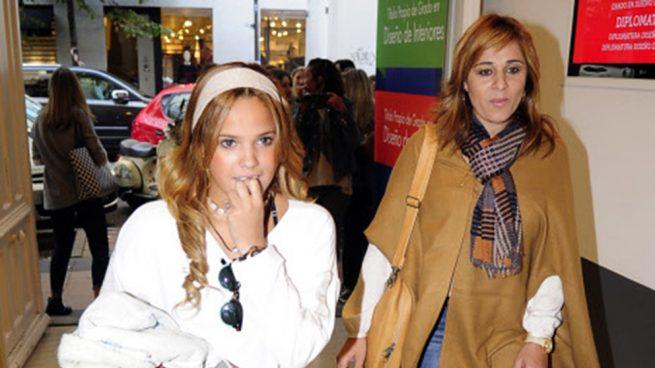 Gloria Camila Ortega y Ana María Aldón/Gtres