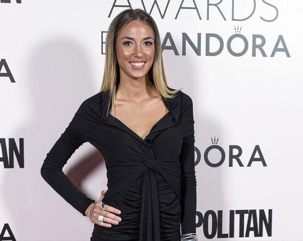 La modelo italiana en un evento en Madrid / GTres