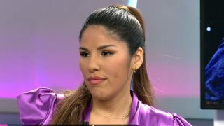 Isa Pantoja en 'El programa de Ana Rosa'/Mediaset