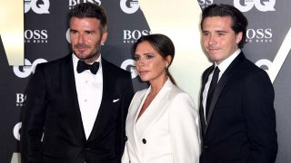 La familia Beckham / GTres