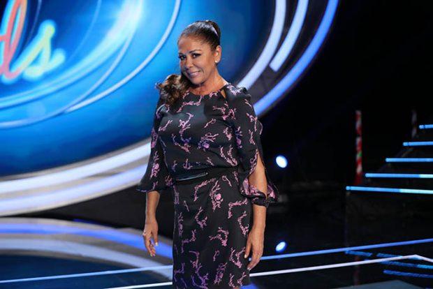 Isabel Pantoja durante la presentación de 'Idol Kids'/Gtres