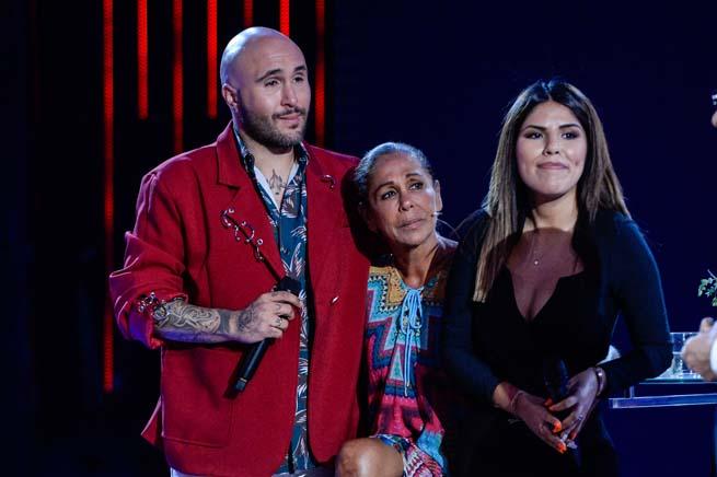 Isabel Pantoja, Kiko Rivera e Isa P.