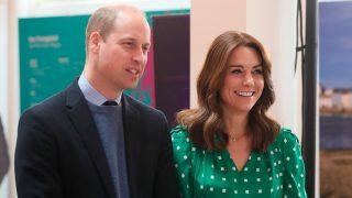 príncipe Guillermo y Kate MIddleton en su último día en Irlanda / Gtres