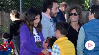 Isa Pantoja celebra el cumpleaños de su hijo coincidiendo con el concierto de su madre/Gtres