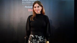 Lourdes Montes se estrena en un programa de televisión/Gtres