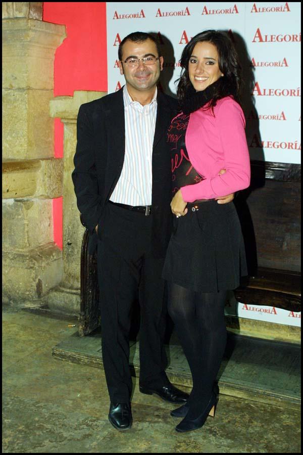 Carmen Alcayde y Jorge Javier