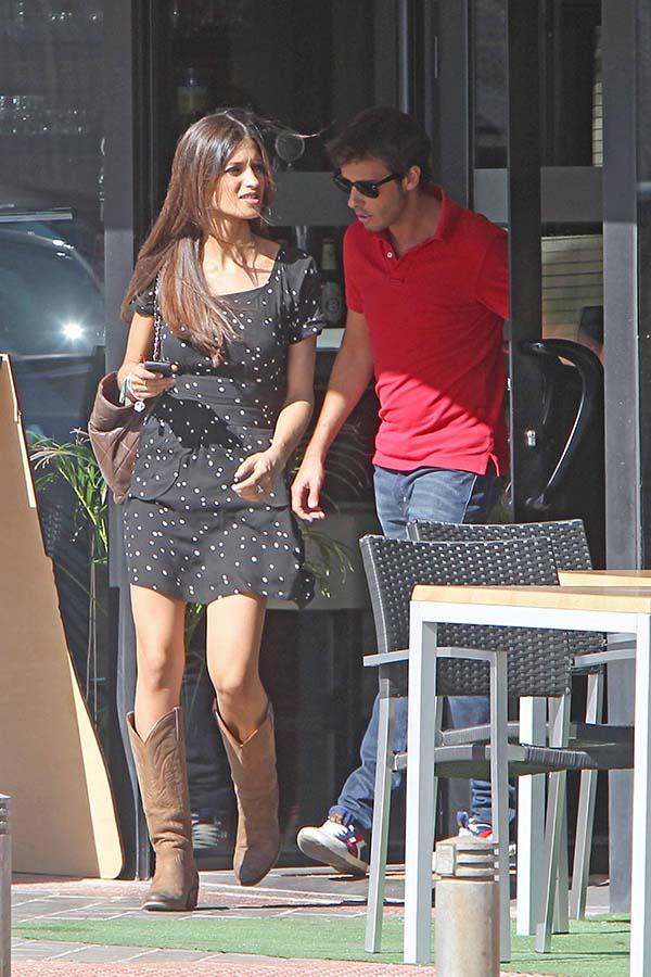 Sara Carbonero y Matías Prats Jr. en una imagen de archivo / GTRES