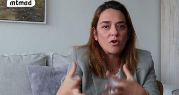 La presentadora en su nuevo canal hablando de su embarazo y su hija / Mtmad