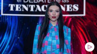 Alejandra Rubio durante el programa 'La isla de las tentaciones', 2020/ GTRES