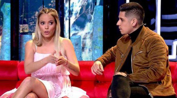 La hija de Ortega Cano dando su opinión en el tema de Fani y defendiendo a su sobrina Rocío Flores / Imagen de Telecinco