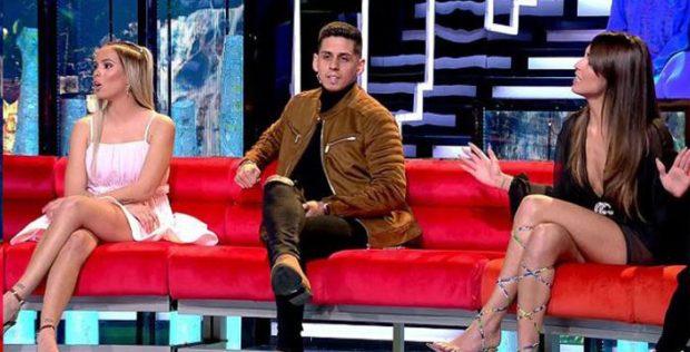 Sofía Suescun y Gloria Camila de acuerdo a la hora de criticar la actitud de Fani Carbajo / Imagen de Telecinco