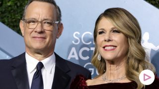 Tom Hanks y su mujer Rita Wilson / GTres