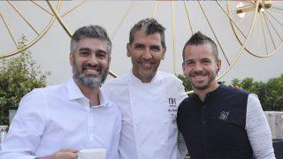 David Muñoz y Paco Roncero / GTres