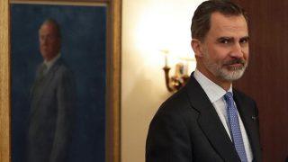 El rey Felipe renuncia a su herencia/Gtres