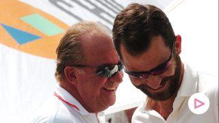 El rey Felipe y el rey Juan Carlos en una imagen de archivo / Gtres
