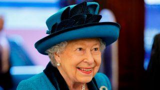 La reina Isabel durante un acto en Londres / Gtres