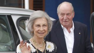 La reina Sofía y el rey Juan Carlos en una imagen de archivo / Gtres