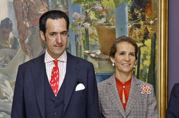 infanta Elena, Jaime de Marichalar