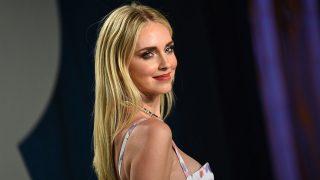 Chiara Ferragni en la fiesta de 'Vanity Fair' la noche de los Oscar / Gtres