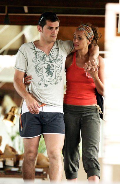 Durante su viaje a Tailandia la pareja protagonizó una de las peores broncas que hubo entre ellos. Imagen de archivo / GTRES