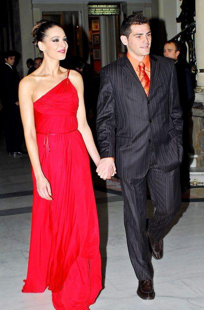 Eva González e Iker Casillas fueron de las parejas de famosos más fotografiadas por aquel entonces. Imagen de archivo / GTRES