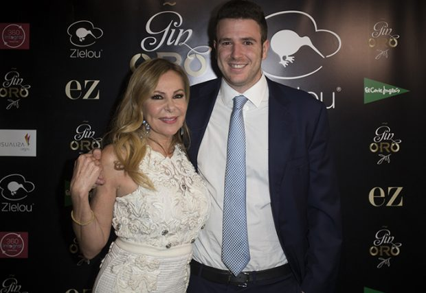 Ana Obregón y su hijo Aless Lequio siempre muy unidos / GTRES