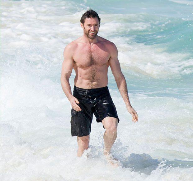Hugh Jackman, uno de los hombres más atractivos del planeta / GTRES