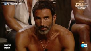 Hugo Sierra ha confesado estar muy enamorado de Ivana./Mediaset