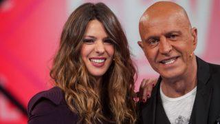 Laura y Kiko Matamoros durante el debate de 'GH VIP' / Gtres