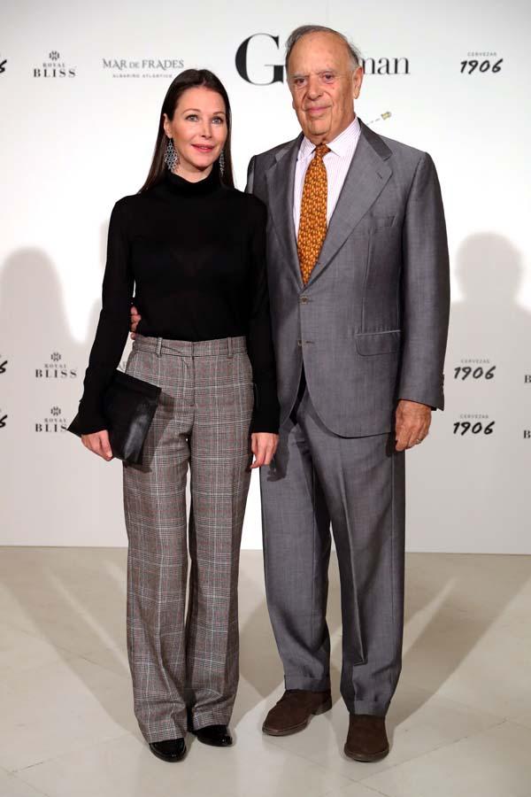 Carlos Falcó y Esther Doña