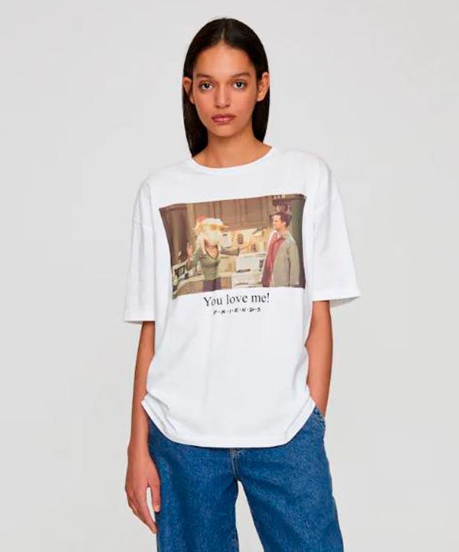 Camiseta 'Friends'