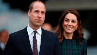 El príncipe Guillermo y Kate Middleton en un acto en 2019 / Gtres