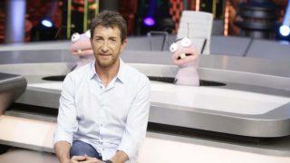 El presentador Pablo Motos durante la presentacion de la 11 temporada del programa «El Hormiguero 3.0″/ GTRES