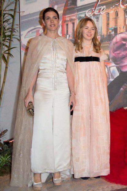 Carlota Casiraghi y Alexandra de Hanover