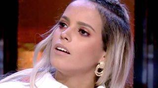Gloria Camila echa por tierra los rumores de distanciamiento entre Ana María y Ortega Cano./Mediaset