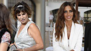 Raquel Perera y Sara Carbonero / GTRES