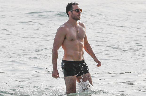 El actor en uno de sus veranos en la playa. ¿Le volveremos a ver disfrutando del verano cuando pase todo esto? / GTRES