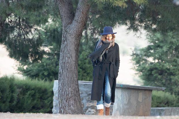 Más pronto que tarde seguro que Sara Carbonero puede volver a salir a andar disfrutando de la tranquilidad de la naturaleza / GTRES