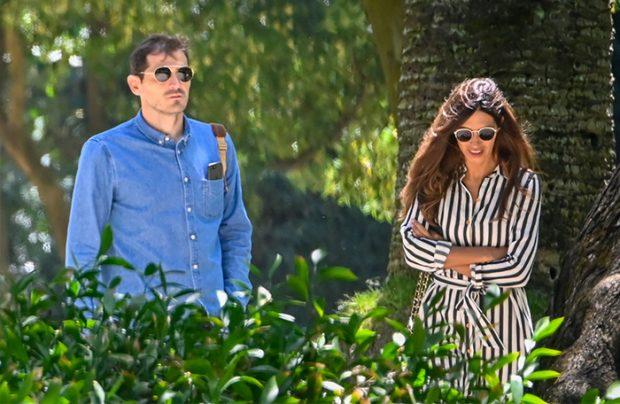 Atrás quedaron los días en paseo que daban Iker Casillas y Sara Carbonero en familia  / GTRES
