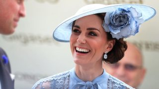 La Duquesa de Cambridge, Kate Middleton, en Ascot. / Gtres
