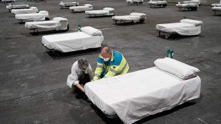 Más allá de las mascarillas: la donación clave de Ikea y El corte inglés para Ifema/Gtres