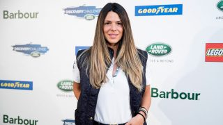 Laura Matamoros durante un evento en Madrid / Gtres