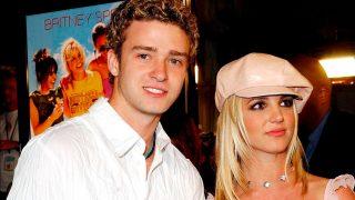 Los artistas Justin Timberlake y Britney Spears. / Gtres