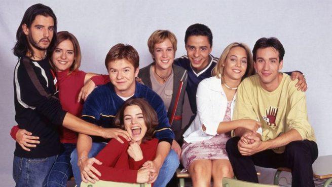 Serie 'Compañeros' / Imagen de Antena 3
