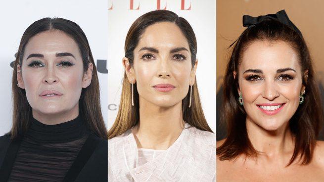 Vicky Martín Berrocal, Eugenia Silva y Paula Echevarría / GTRES