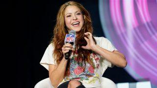 Shakira durante la presentación de la Super Bowl 2020 / Gtres