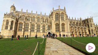 Castillo de Windsor en Reino Unido./ GTRES