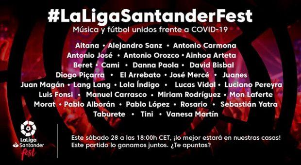 LaLiga Santader Fest